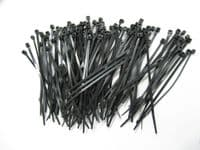 Cable Ties 140 x 3.2mm Black (100pcs)